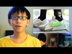 Teen Invents Footwear That Will Charge Your Phone As You Walk