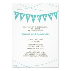 ==> reviews          Turquoise Blue Banner Engagement Invitations           Turquoise Blue Banner Engagement Invitations In our offer link above you will seeHow to          Turquoise Blue Banner Engagement Invitations Online Secure Check out Quick and Easy...Cleck See More >>> http://www.zazzle.com/turquoise_blue_banner_engagement_invitations-161897864752241627?rf=238627982471231924&zbar=1&tc=terrest