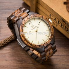 Quartz Watch Men Wood Watches Fashion Casual Wooden Luxury Watch Wood Wood Wristwatch Relogio Feminino Relojes Great, huh?  #shop #beauty #Woman's fashion #Products #Watch