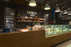 Sourced Grocers store by Whitespace, Bangkok – Thailand » Retail Design Blog