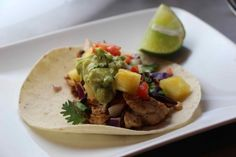 Tequila Lime Mahi Mahi Fish Tacos   The Defined Dish