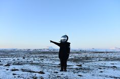 Wearable Observatory | Harry Clover | Archinect