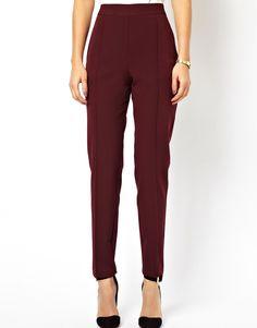 Image 4 - ASOS - Pantalon taille haute