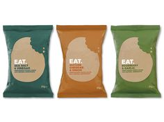 Eat Packaging_Minimalism | Pearlfisher