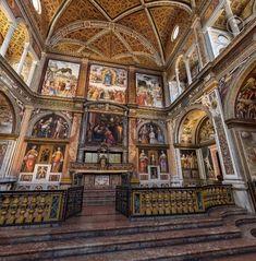 San Maurizio al Monastero Maggiore, Milano, gioiello del Rinascimento