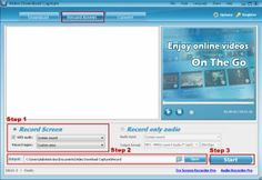 capture video on ie