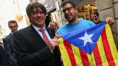 The move sets up renewed confrontation between Catalonia and the Madrid government.