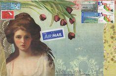 Danielle Maret - Mail Art 256, via Flickr.