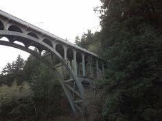 West Coast Oregon
