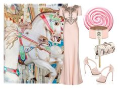 """""""CANDY GIRL"""" by chris-hawkins ❤ liked on Polyvore featuring Alexander McQueen"""