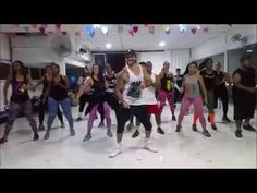 Zumba Fitness - Bunda (Tropic Electric) ZIN70 - YouTube