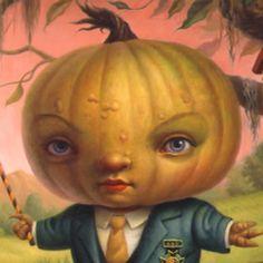 Happy Halloween !! de Mark Ryden
