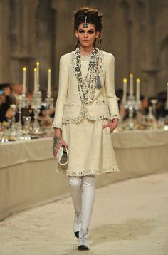 Chanel pre-fall/winter 2012-2013 :: Paris Bombay Collection
