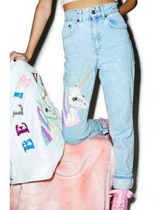 #DollsKill #TheRaggedPriest #model #photoshoot #lookbook #cute #girl #jeans…