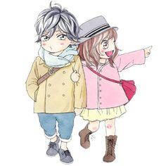 Ao Haru Ride- so cuuute