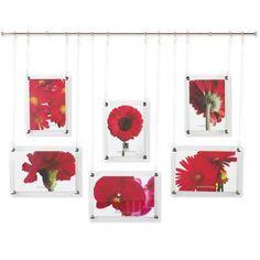 Trapeze Photo Frame | Dorm Room Decor | OCM.com