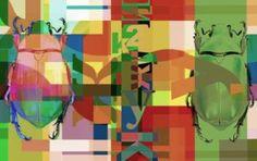 """Saatchi Art Artist Youri Chasov; Painting, """"Zhuki2"""" #art"""