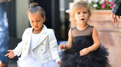 17 Times North West and Penelope Disick Were the World's CutestBFFs
