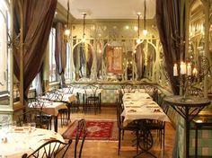Le Bouillon Racine -  La Belle Epoque alive and well at this Paris spot