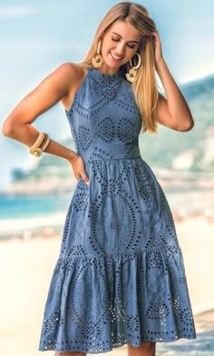 Summer dresses - 17 lovely outfits you can try for date Simple Dresses, Pretty Dresses, Beautiful Dresses, Casual Dresses, Short Dresses, Fashion Dresses, Dresses Dresses, Date Outfits, Cool Outfits
