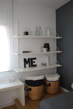Blanco y estilo nórdico en esta casa llena de vida. Descubre dónde viven nuestras usuarias. #decoracion #casaconvida