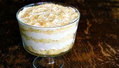 Malibu Rum Cake Trifle