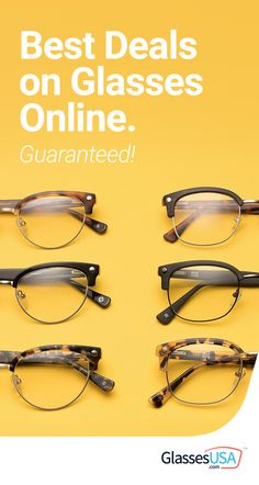 334dca2f34 Stop Paying $300 over prescription glasses. Complete pair from $24 + free  shipping. Shop now!
