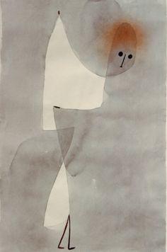 Paul Klee, Tanzstellung, 1935