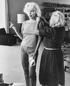★ Marilyn Monroe ♡ Old Hollywood ★ Estilo Marilyn Monroe, Rare Marilyn Monroe, Marilyn Monroe Photos, Marilyn Monroe Style, Marilyn Monroe Outfits, Old Hollywood, Viejo Hollywood, Classic Hollywood, Hollywood Hills