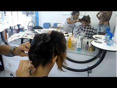 Long To Short Haircut With Nape Trimming With Scissor & Trimmer | Salon Tutorial