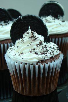 #oreo #cupcake