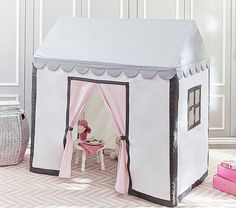 Playhouse Tea Party - Pottery Barn