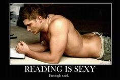 Read me a bed time story.  Make it Supernatural.