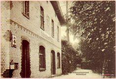 Restauracja Leśna (Waldrestaurant Mühltal), Bydgoszcz - 1905 rok, stare zdjęcia