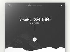Second Design — invitationffffound:   Grom version 1   Dribbble /...