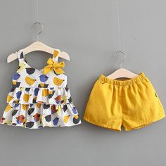 Check out my new Pretty Ruffled Strap Top and Solid Shorts Set … Victory! Check out my new Pretty Ruffled Strap Top and Solid Shorts Set for Baby Girl, snagged at a crazy discounted price with the… Continue Reading → Baby Girl Dress Patterns, Baby Dress Design, Baby Clothes Patterns, Girls Summer Outfits, Dresses Kids Girl, Kids Outfits, Frocks For Girls, Kids Frocks, Baby Girl Fashion