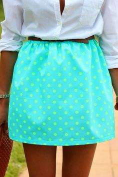 LOOOVE the skirt :)