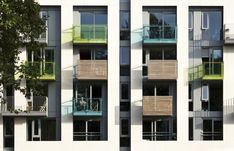 Arundel Square / Pollard Thomas Edwards Architects