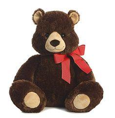 Aurora World Love You Lots Bear Plush 20 >>> You can find more details by visiting the image link.