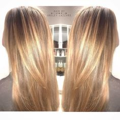 "47 Likes, 3 Comments - Ansley Lazzaro (@eyecatcherbeauty) on Instagram: ""Life is more beautiful with balayage ∶ ∶ ∶ ∶ ∶ ∶ ∶ ∶ ∶ #balayage #organiccoloursystems…"""