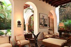 Hotel Agua, Cartagena de Indias, Colombia