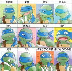 Read Emociones from the story Imágenes TMNT 💚 by (Yoana Hernandez) with 517 reads. Tmnt 2012, Ninja Turtles Art, Teenage Mutant Ninja Turtles, Tmnt Leo, Leonardo Tmnt, Tmnt Comics, Samurai, Anime, Manga