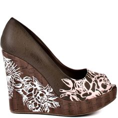 Ed Hardy   Celestial Wedge - Brown Love these!