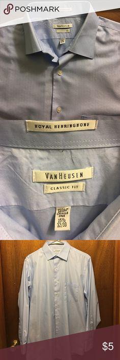 Men's Van Heusen shirt Men's Van Heusen shirt Van Heusen Shirts Dress Shirts