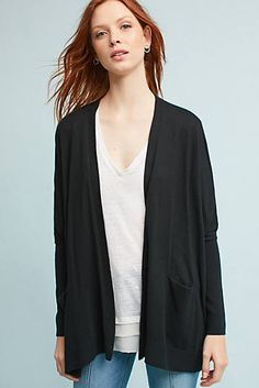 Would love a comfy cotton cardigan that isn't too frumpy.