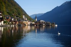 Hallstatt lake - Picture of Salzwelten, Hallstatt - Tripadvisor Lake Pictures, My Road Trip, Austria, Trip Advisor, Europe, Photo And Video, Places, Travel, Trips