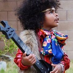 Lil Jimi Hendrix lol