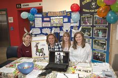 10 May 2016 | Occupational Therapy (OT) students at Plymouth University have held a special event to showcase the 'immeasurable' value of volunteering.  https://www.plymouth.ac.uk/news/students-showcase-value-of-volunteering
