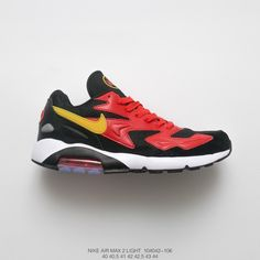 1b5fa3dcab29 World Cup Theme Fsr Nike Air Max 180 Og 2 Vintage All-Match Jogging Shoes  Germany Bred Yellow White