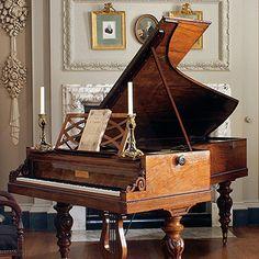 No. 13819, by Pleyel & Compagnie, Paris, 1848 Continue reading →